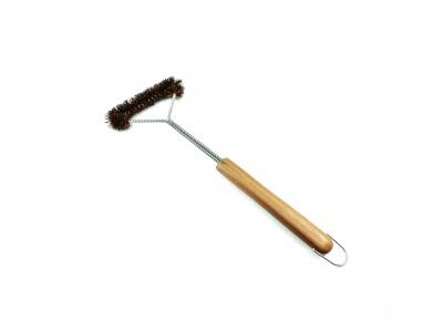 Cepillo limpia parrila 41 cm acero galvanizado.