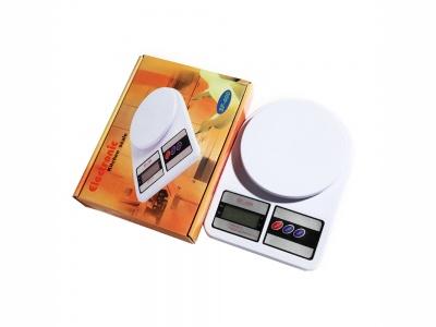 Balanza digital cocina rango 1 gr. a 7 kg. Goldsky