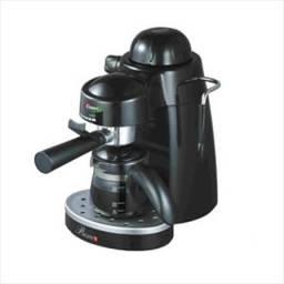 Cafetera express 750 W 2-4 tazas modelo Placere II Cuori.