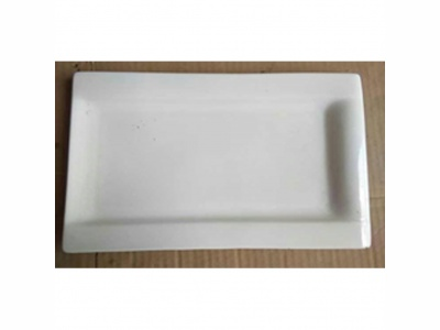 Fuente cerámica 36 x 22 cm. Goldsky