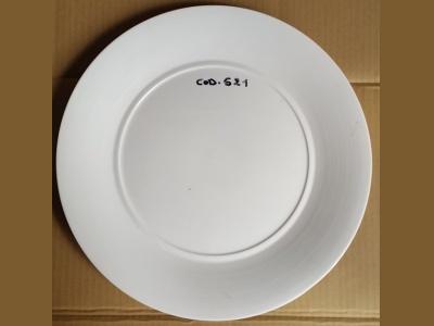 Plato para Torta 36 cm Líneas Goldsky