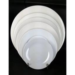 Plato llano 27 cerámica.