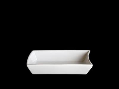 Copetinero rectangular 14,5 x 7,5 x 3 cm.