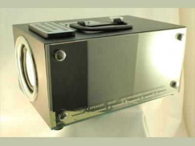Minicomponente RX80 USBSDRADIO