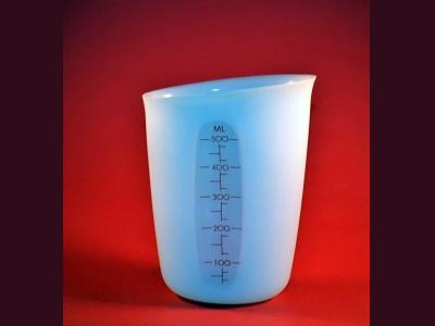 Jarra medidora de silicona 15x11.5x8.5cm Corrina