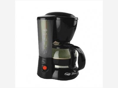 Cafetera automatica 6 tazas modelo Profumo Cuori