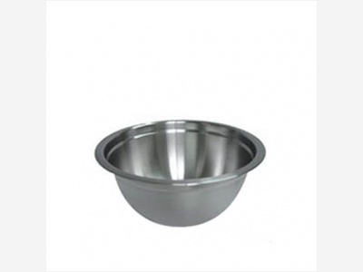 Bowls 19.5 cm acero inoxidable