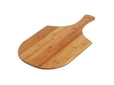 Tabla de bamboo pcortar pizza 60x35x1.2cm