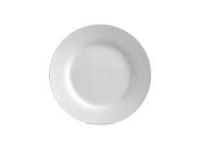Plato Selecta de postre 20.3cm porcelana blanca