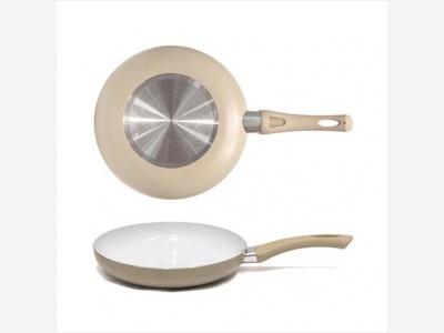 Sarten panquequera Ceramico Diametro 20 cm.
