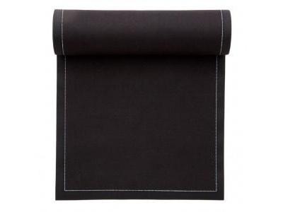Servilletas My Drap 100% algodón negro 20 x 20 cm.