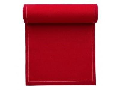 Servilletas My Drap 100% algodón rojo carmin 20 x 20 cm.