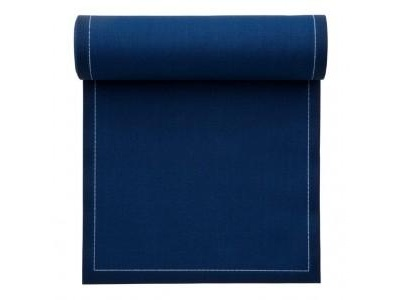 Servilletas My Drap 100% algodón azul noche 20 x 20 cm.