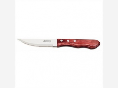 Cuchillo de Asado Jumbo 25 cm Polywood Tramontina.