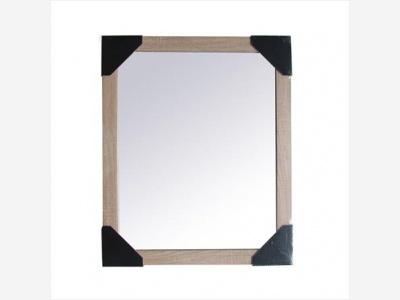 Espejo texturado 40 x 50 cm.