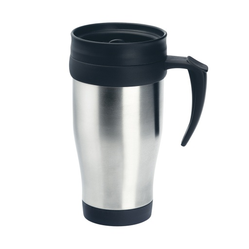 Jarro mug térmico 450 ml Acero inoxidable Selecta