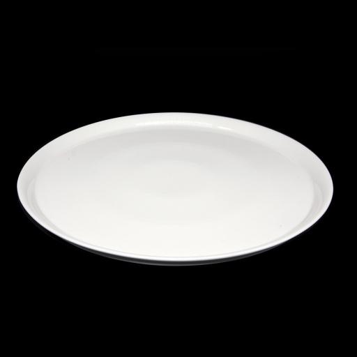 Plato Pizza cerámica Ø 29.5 x 1.2 cm. Goldsky