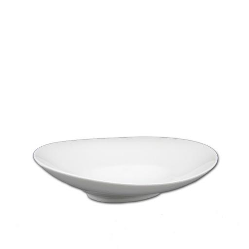 Bowl Ensaladera Oval 25 x 21.5 cm Cerámica Goldsky