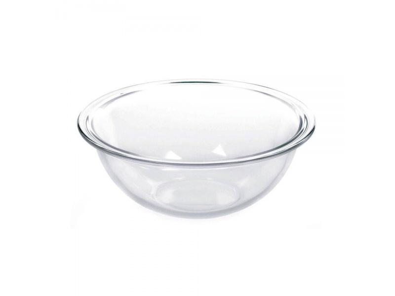 Bowls vidrio 1.5lts linea Plus Marinex.