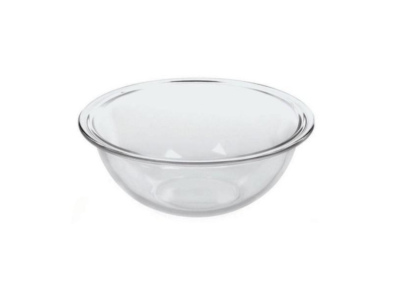 Bowls vidrio 3lts linea Plus Marinex.