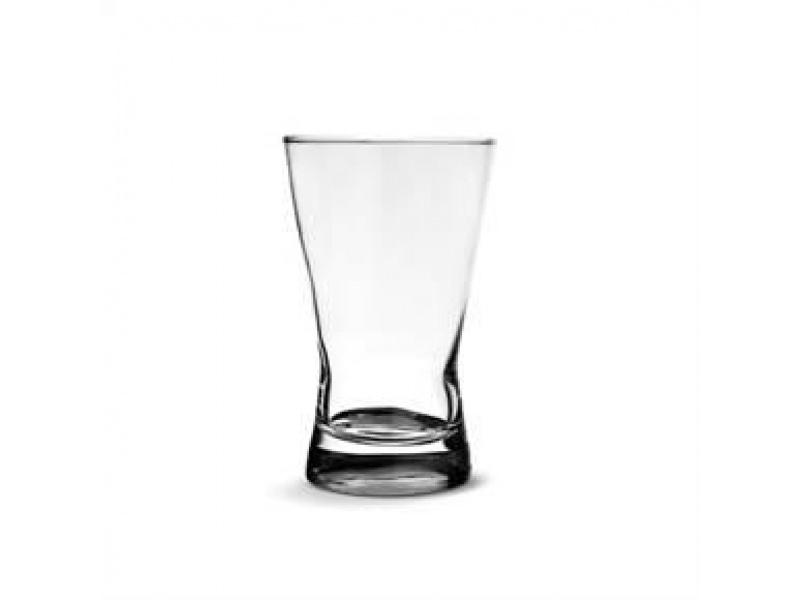 Vaso Vidrio Long Drink 400 ml. Cinturato NF Goldsky