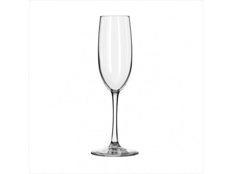 Copa Vidrio Champagne 237 ml. Vina Libbey