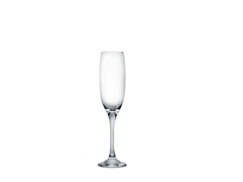 Copa Vidrio Champagne 220 ml. Emperatriz NF Goldsky