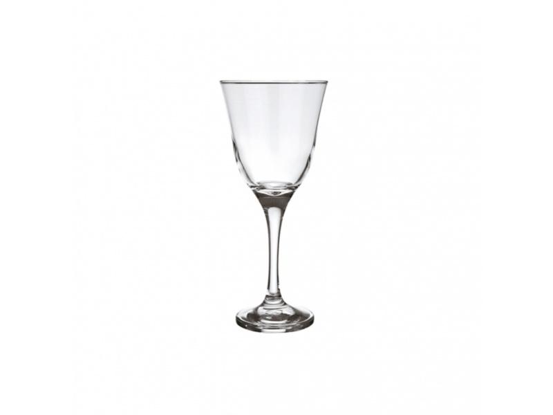 Copa Vidrio Agua 365 ml. Jazmin NF Goldsky