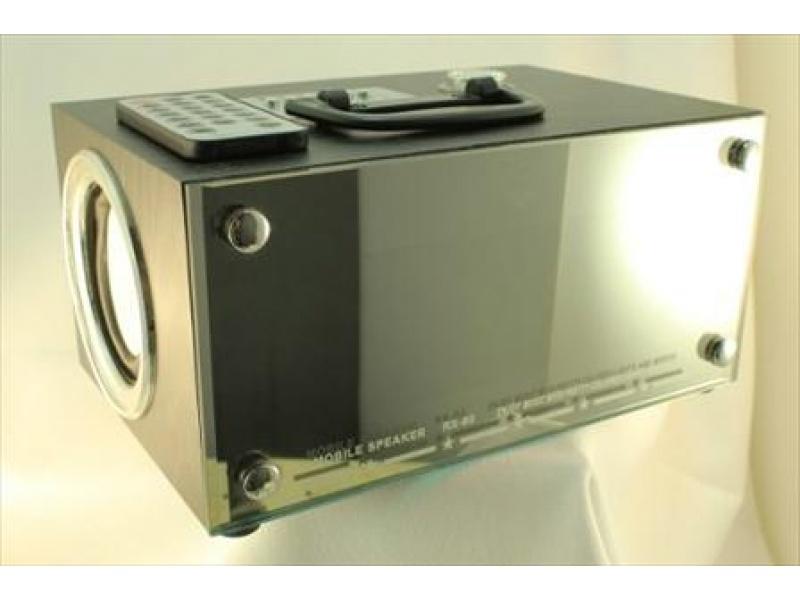 Minicomponente RX80 USB/SD/RADIO