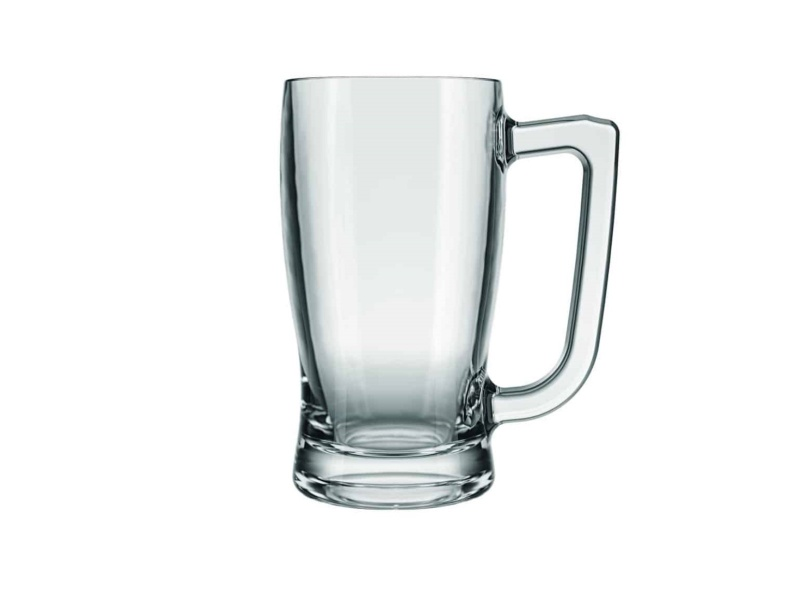 Jarra Vidrio Cerveza 600 ml. Taberna Goldsky