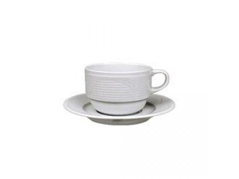 Taza de té 230 cc. porcelana Saturn Gural