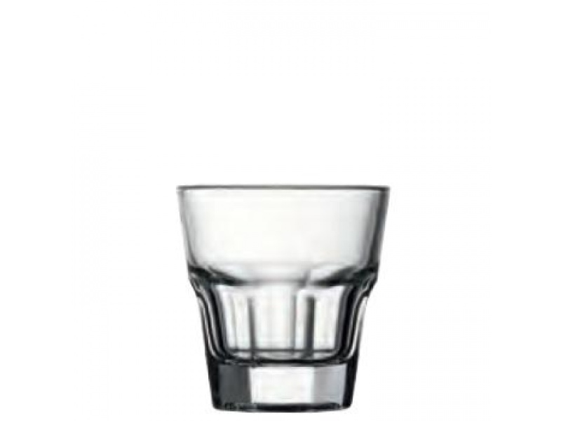Vaso corto 135 ml. Casa Blanca Pasabahce