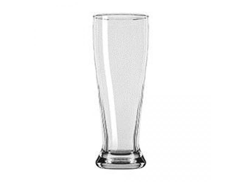 Vasos Cerveza vidrio 370 ml. Set x 6 unidades.
