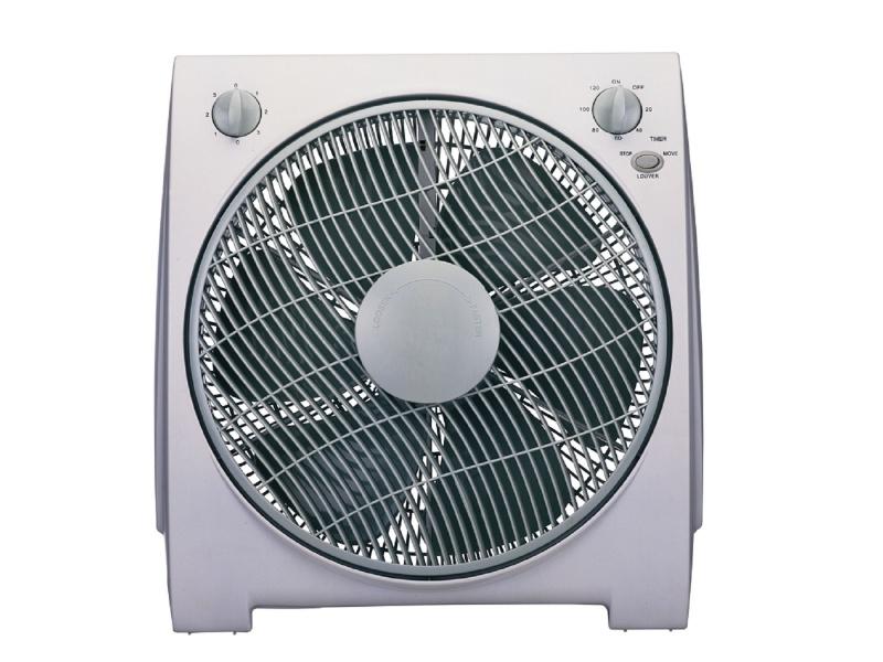 Turbo ventilador con Rejilla Oscilante