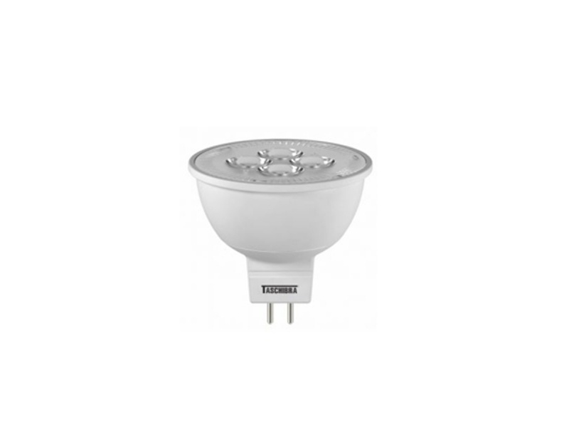 Lampara led 5W 12V luz fría Taschibra 6352