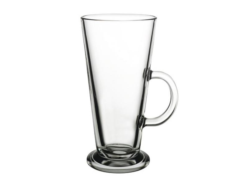 Taza vidrio Irish Coffee Mug 455 cc Pasabahce