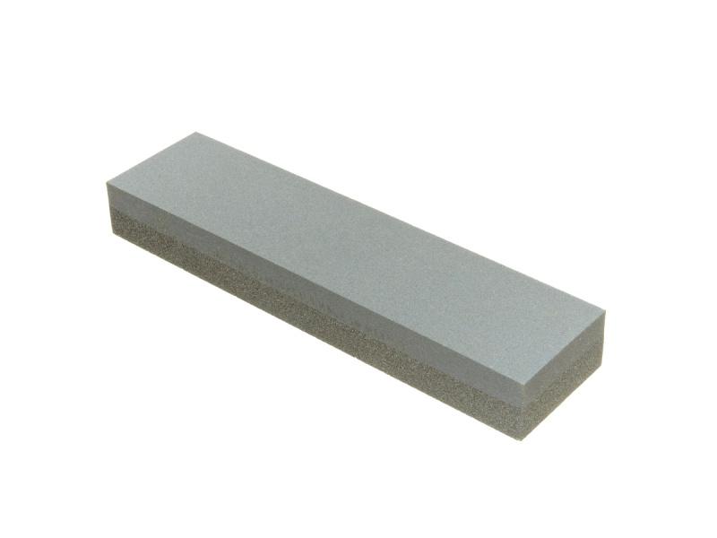 Piedra de afilar grano fino y grueso esmeril.