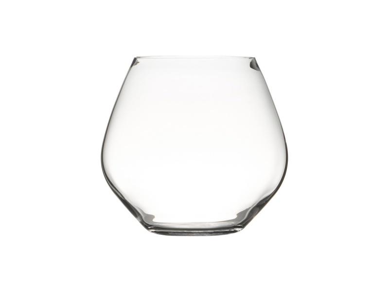 Vaso Cristal 580 ml. Amoroso Bohemia Set x2 piezas