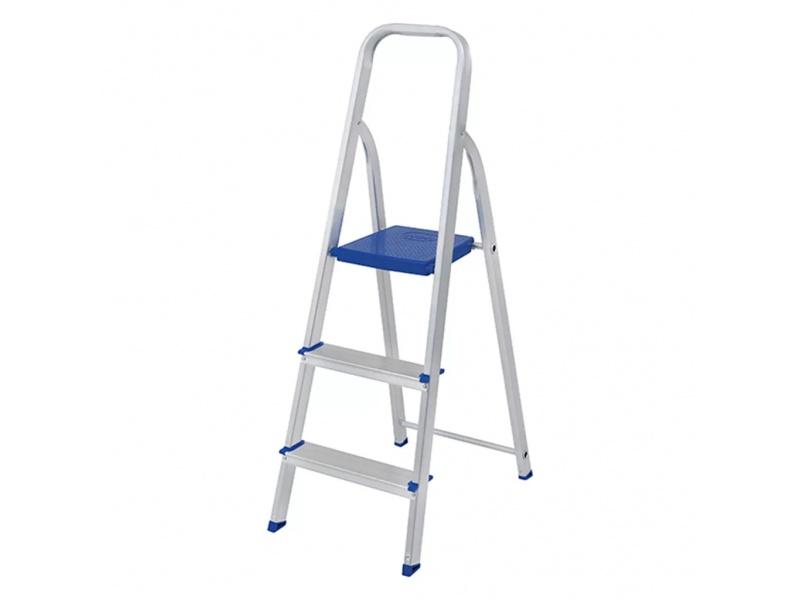 Escalera aluminio 3 escalones Mor