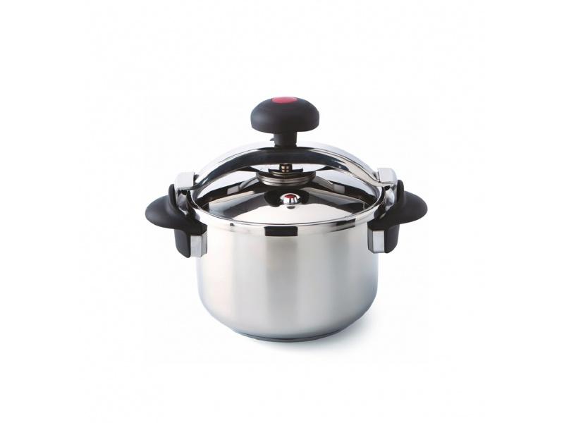 Olla a Presión Capri Cuori 10 litros.