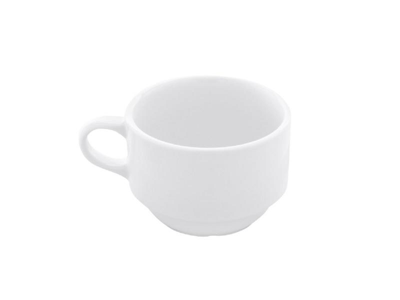 Taza De Té 230 ml.. Porcelana Eo-Enternas Yonel Gural
