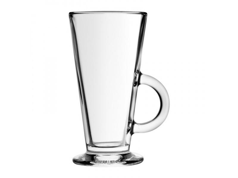 Taza vidrio Irish Cofee 260 ml. Catalina Crisa