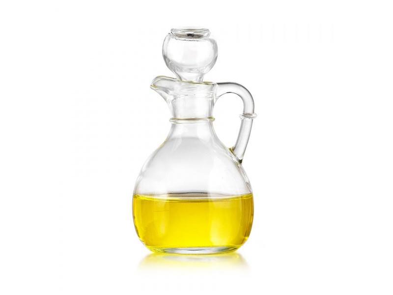 Aceitera vinagrera con tapa 160 ml