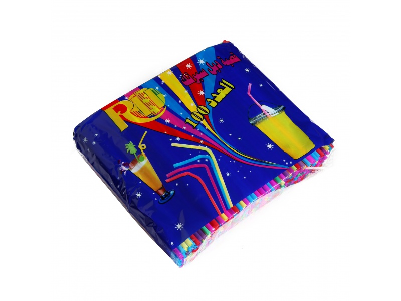 Sorbitos x 450 unidades 23.5 cm Colores Surtidos Goldsky