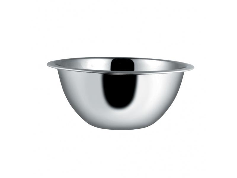 Bowl acero inox mate Ø 24 cm.