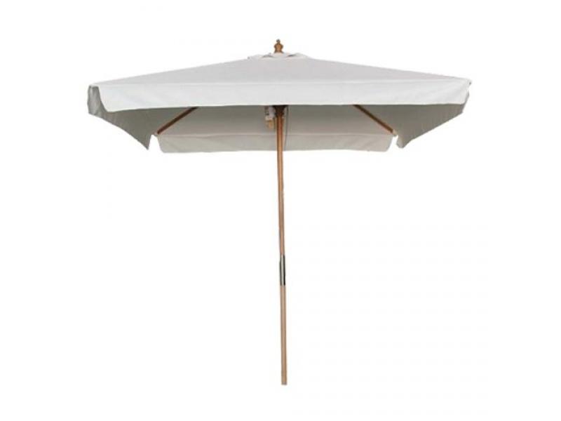 Sombrilla de Jardin Cuadrada 2 x2 mt. Proteccion UV 50