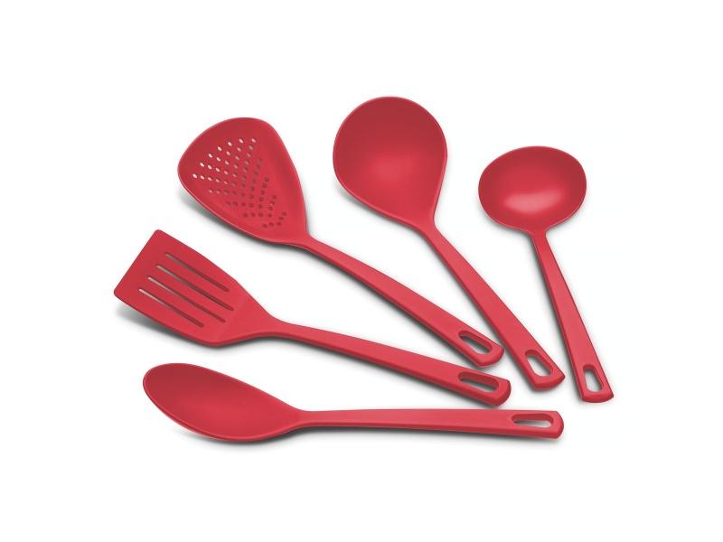 Juego de utensilios 5 piezas para teflón Tramontina