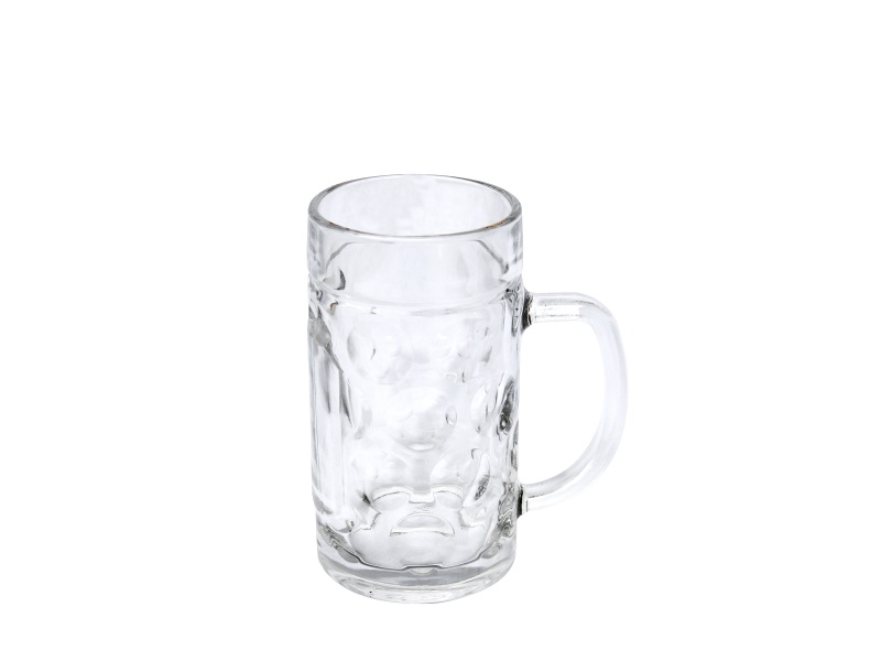 Jarra Vidrio Cerveza 500 ml. Pack x 2 piezas Goldsky