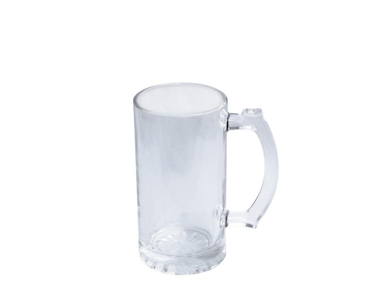 Jarra cerveza 470 cc vidrio set x 2 piezas Goldsky