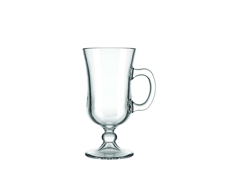 Taza Copa Irish Coffee 240 ml Vidrio Nevada NF